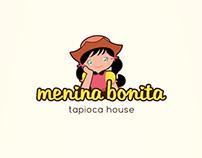 Brand Redesign Menina Bonita Tapioca House