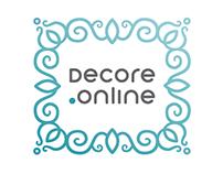 Identidade Visual Decore.Online