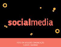 social media | bambine