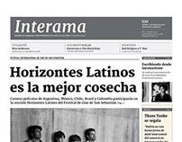 INTERAMA / Periódico cultural