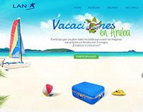 Vacaciones en Aruba | LAN