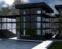 Edificio Arquitectura ITESO
