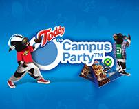 ATIVAÇÃO - Toddy na Campus Party