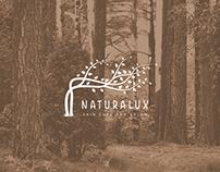 Naturalux - Logo design