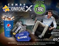Campaña Jonronex - CINEX