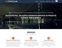 DNACode website
