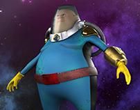 Fatty Astronaut