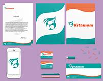 Branding - Vitamom