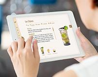 Mobile App - Pisco Viñas de Oro