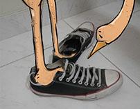 Ilustração Digital...