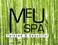 Diseño Logo para negocio de SPA