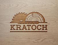 Kratoch logo design
