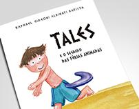 Children's Book - Tales e o Segredo das Férias Animadas