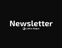 Newsletter - Cobra D'agua 2018