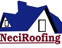 Neci roofing logo