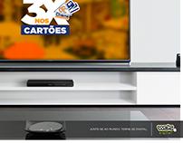 Cartela VT 3X nos Cartões - Chama Casa & Construção