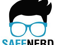 Logomarca + Mascote - SAFENERD