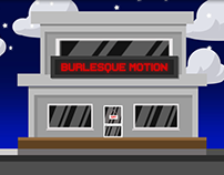 Burlesque motion