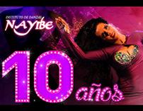 10 Años | Instituto de Danzas