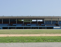 Stadium in La Havana