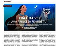 Era uma vez uma princesa feminista