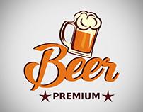 Logo Marca de Cerveza