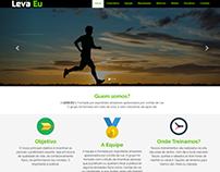 [Website] Equipe Leva Eu