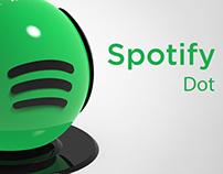 Spotify Dot