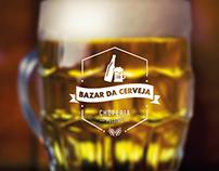 Redesign Bazar da Cerveja Proposta conceitual