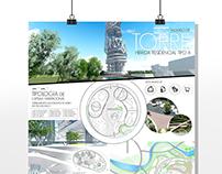 Cartel de presentación de proyectos / Flyer project