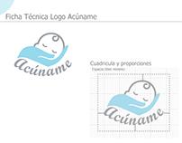 Diseño Logotipo Acúname