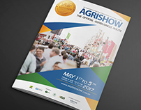 Folder Agrishow Internacional