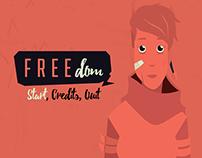 Freedom - IndieSpeedRum 3.0