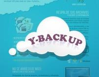 Y-BACK UP