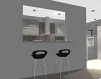 Diseño de Cocina Cliente H. Montalvo