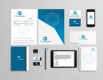 Cloud software Branding