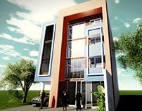 Edificio para apartamentos