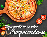 Banner Pizzaria