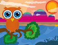 Owl Pigwidgeon