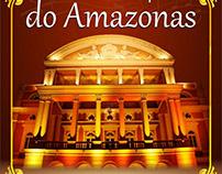 Festival de Opera no Teatro Amazonas