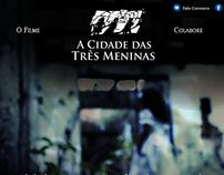 Hotsite Filme - A Cidade das Três Meninas