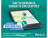 Grupo El Comercio Diarios - Posts para redes sociales.