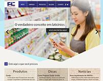 Site institucional Agrolima