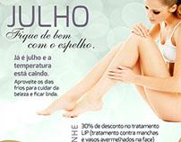 Email marketing - Clinica de Estética Alexandre Gastão