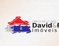 Logotipo David&Freitas