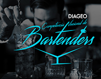 Competencia Nacional de Bartenders Diageo. Vzla 2016