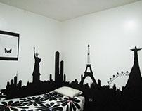 Muralism & Interior Design