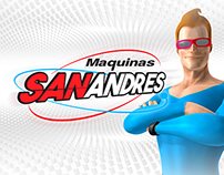 San Andres machines