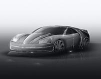 SKETCH CAR - 1