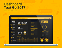 Dashboard Taxi Go
